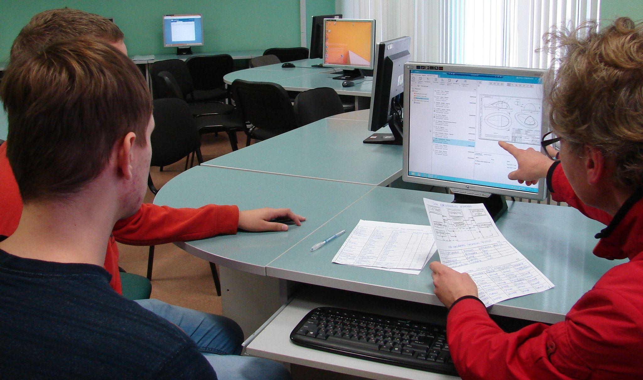 Коллективная работа и электронный документооборот. Опыт обучения в университете