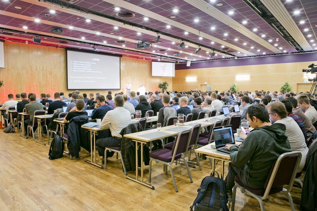 Zabbix конференция 2017: как прошёл день второй