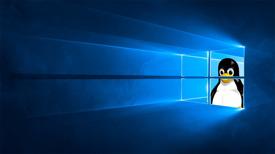 Windows 10 Fall Creators Update и подсистема Windows для Linux
