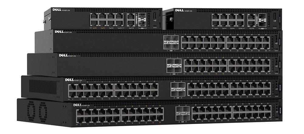 Обзор коммутаторов DELL EMC Networking N1100
