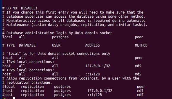 Как аутентифицироваться в PostgreSQL используя Sequelize