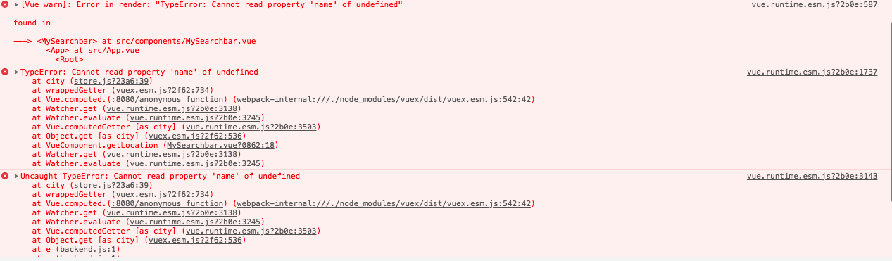 Vue does not see the js nested objects loaded data  What's the