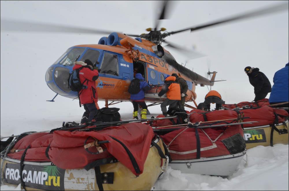 Как дойти на лыжах до Северного полюса (и как вообще выглядит эта экспедиция)
