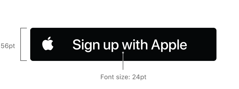 Sign in with Apple  дедлайн уже 30 июня