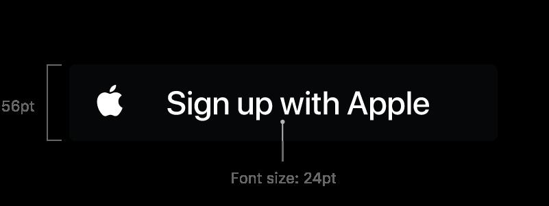 Sign in with Apple  дедлайн уже 30 июня