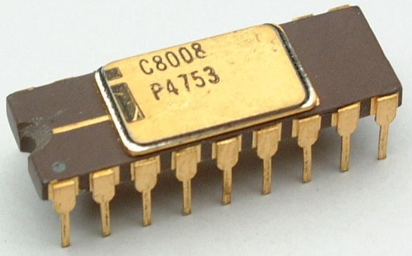 [Перевод] Заглядывая внутрь сопроцессора Intel 8087