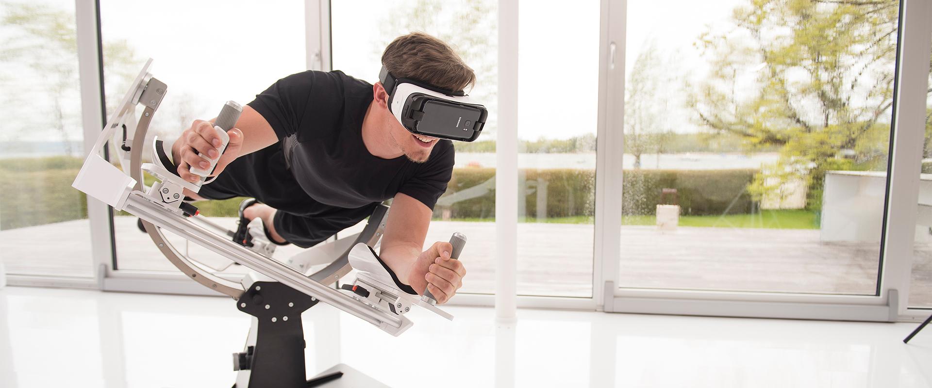Июньские заметки о виртуальной реальности. Часть 2