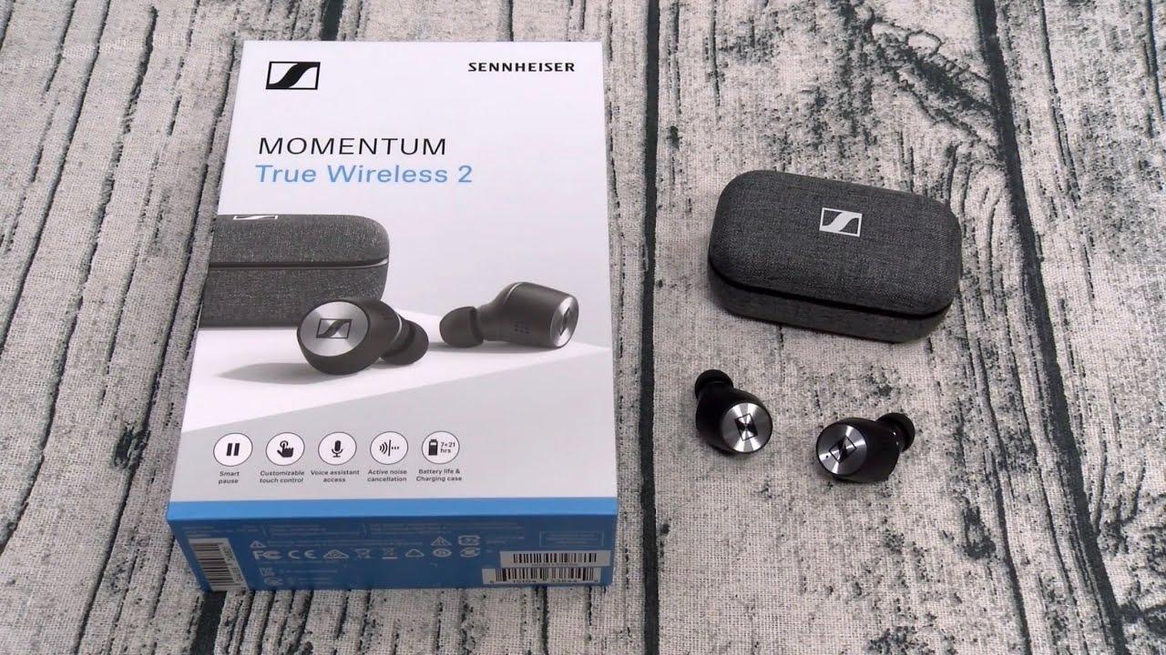True ゼンハイザー wireless momentum