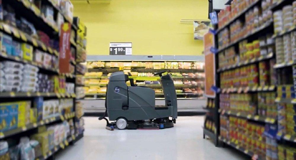 Walmart starts using