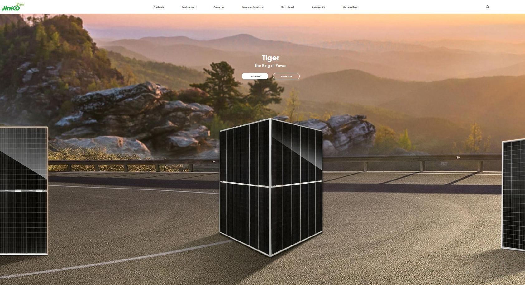 Перевод JinkoSolar представила новые солнечные модули мощностью 610 Ватт