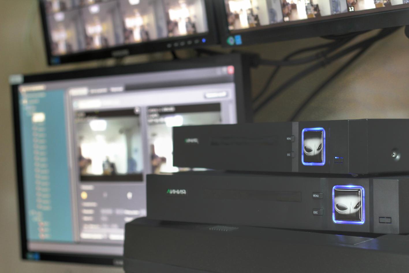 Обзор мультиформатного видеорегистратора «Линия XVR»