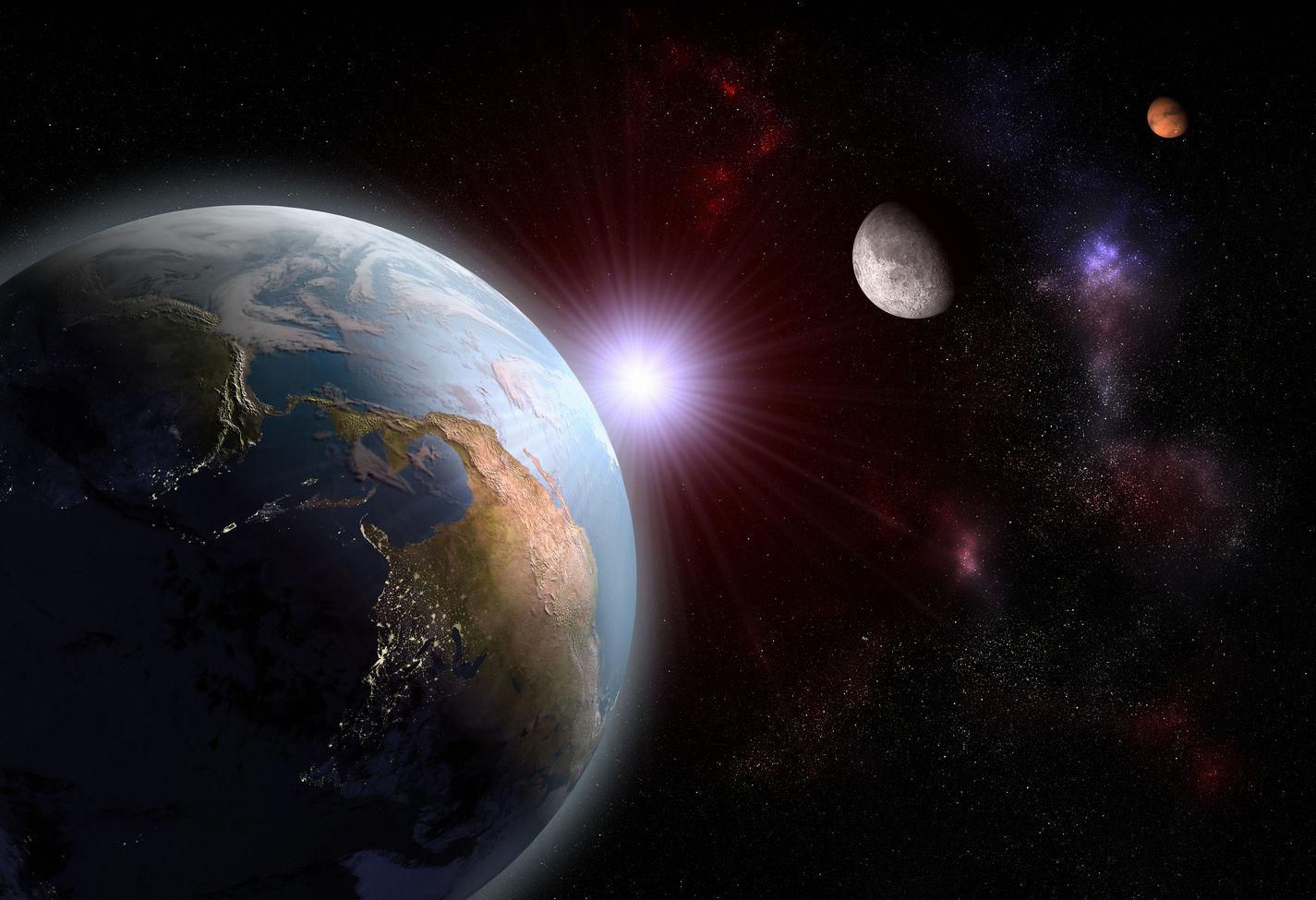 Луна или Марс: какая цель перспективней для пилотируемых исследований?