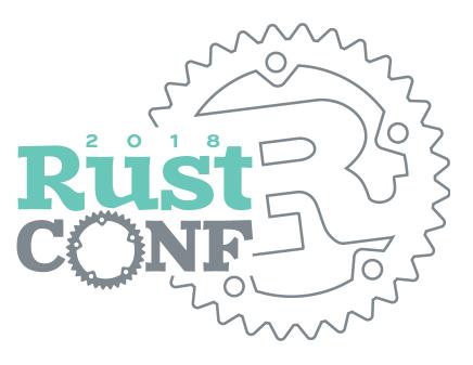 rustconf 2018 logo