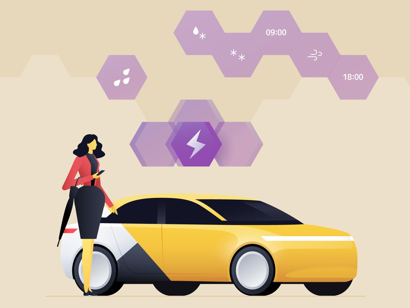 Динамическое ценообразование, или Как Яндекс.Такси прогнозирует высокий спр ...