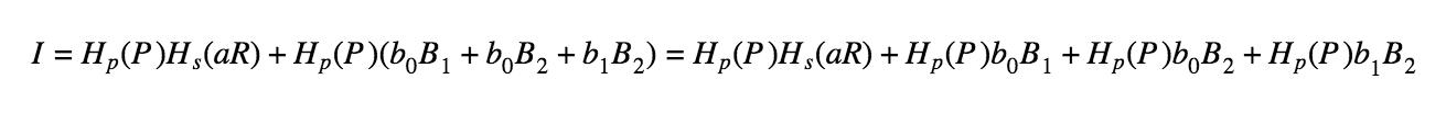 Формула: Восстановление key image для N - 1 / N