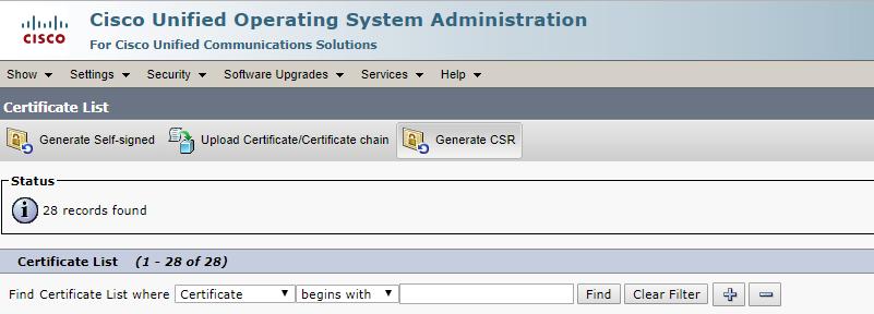 Cisco Meeting Server 2 4 1  Интеграция с Cisco Unified