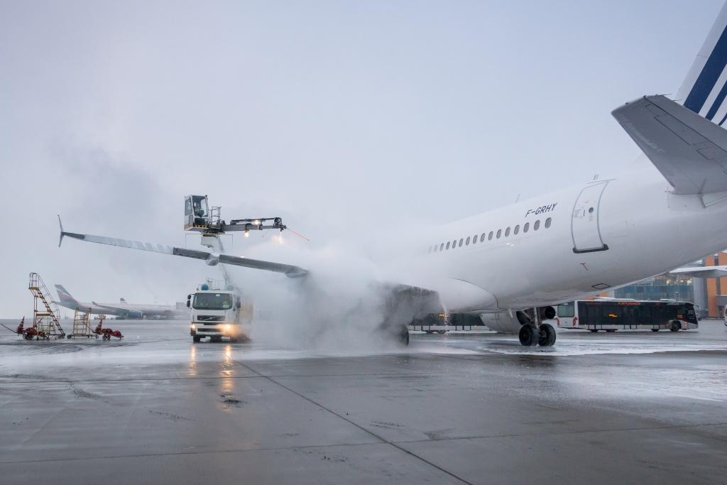Метеорология и полёты
