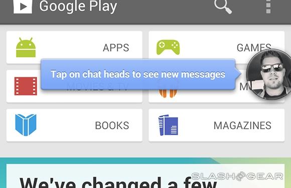 Android-приложение поверх других приложений