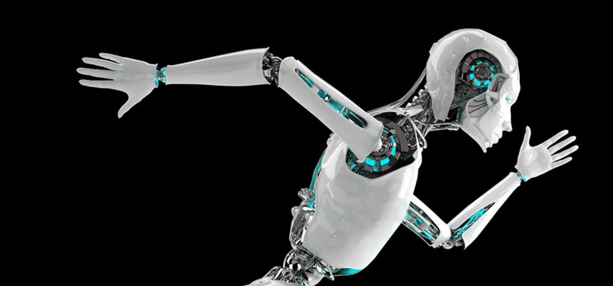 Как я научила робота бегать по видео с YouTube