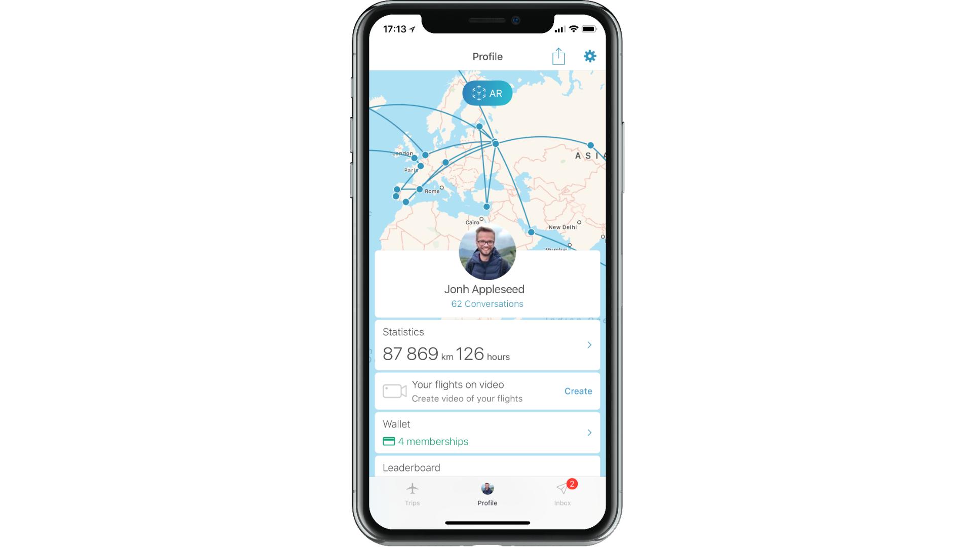 Как реализуется Retentioneering в App in the Air