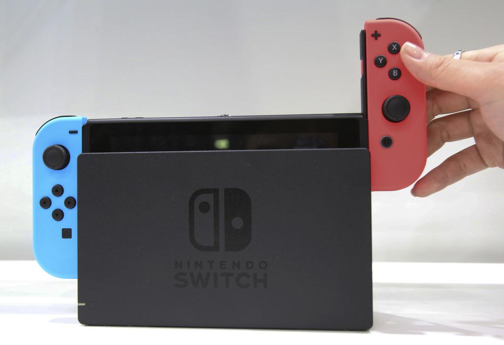 Switch назвали лучшим гаджетом 2017 года. Откуда такой успех
