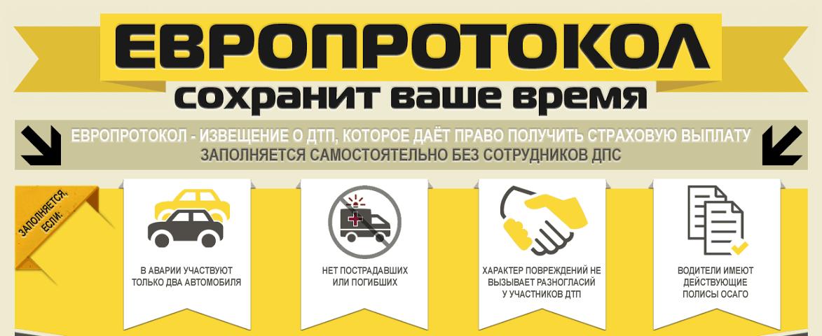 В России создаётся мобильное приложение для регистрации ДТП