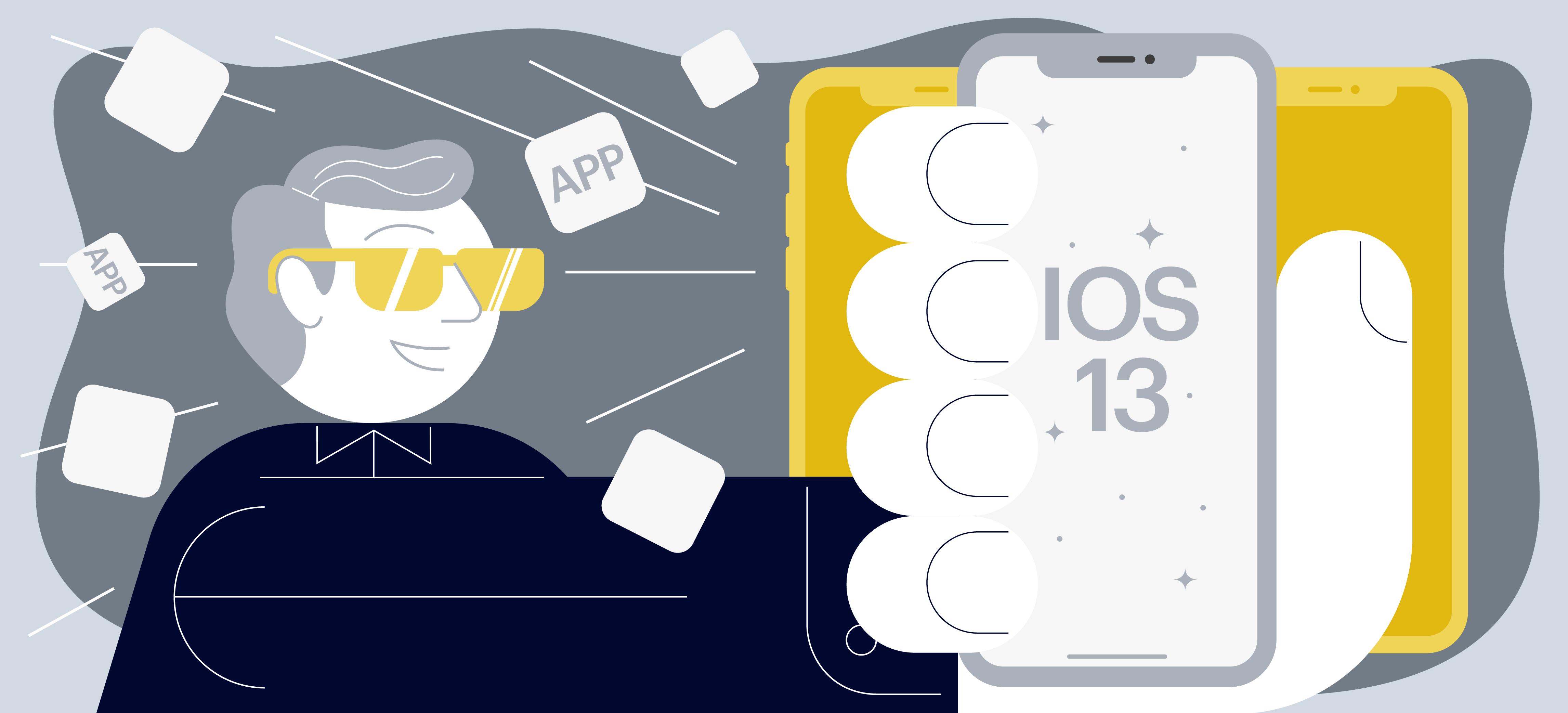 Изменения модальной презентации экранов в iOS 13