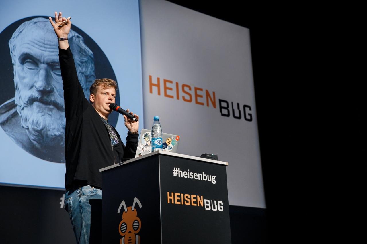 Один маленький шаг для тестировщика: топ-10 докладов Heisenbug 2019 Piter
