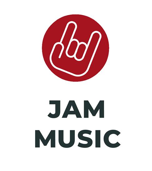 Логотип Jam Music