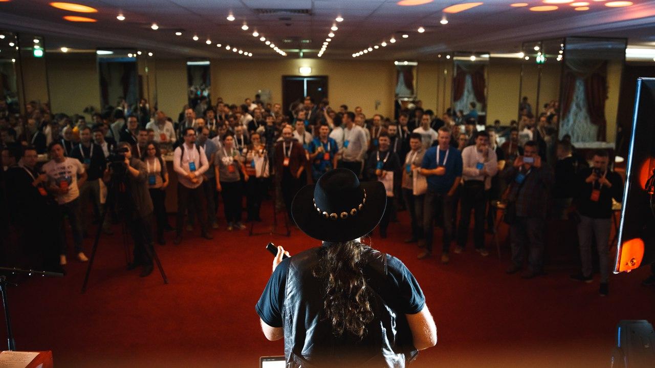 Перформанс во всех смыслах: как прошёл DotNext 2017 Moscow