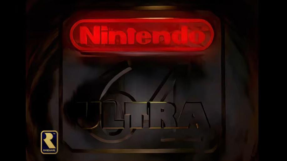 Заставка на аркадной машине Midway содержала рекламу Ultra 64