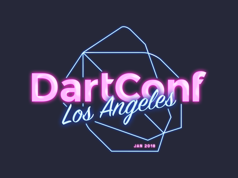 Dart Summit 2018 Logo