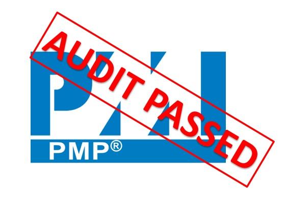 [Из песочницы] Сертификация PMP: аудит заявки