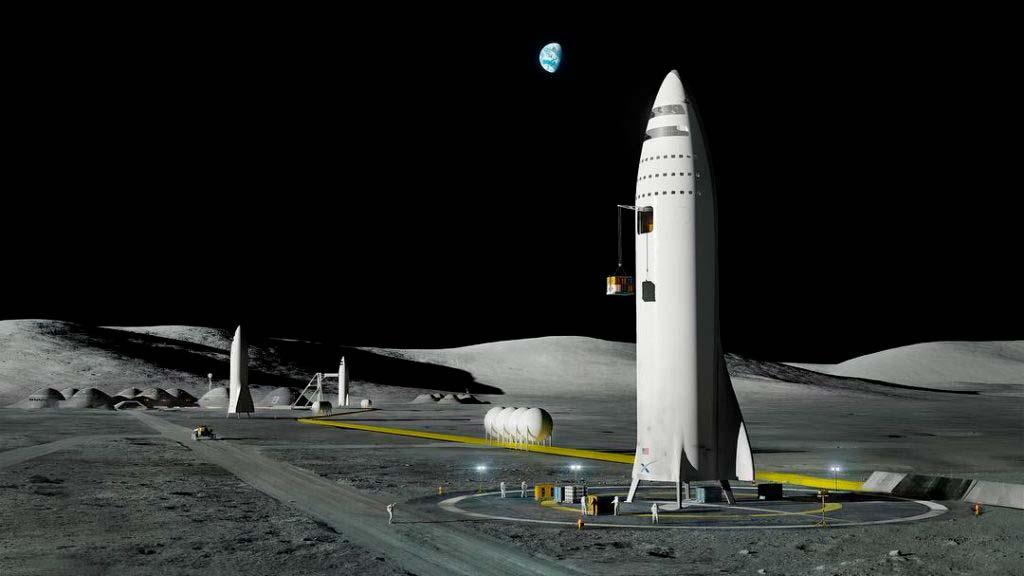 Джефф Безос собирается построить колонию на поверхности Луны