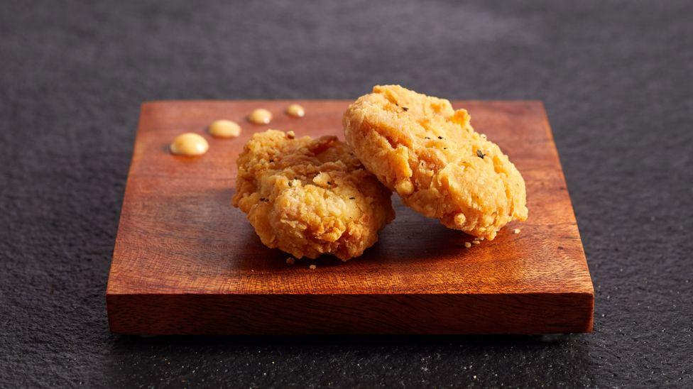Перевод Сингапурцы первыми в мире закусят мясом из пробирки