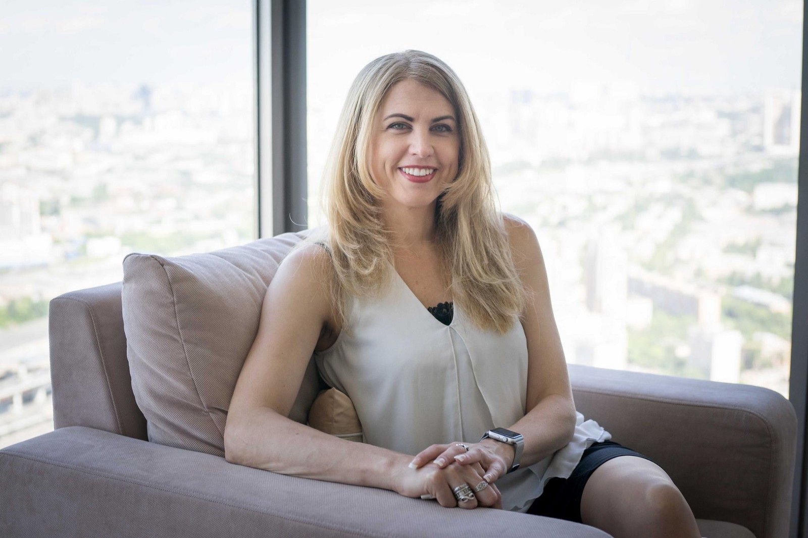Interview with Liz Parrish, CEO of BioViva