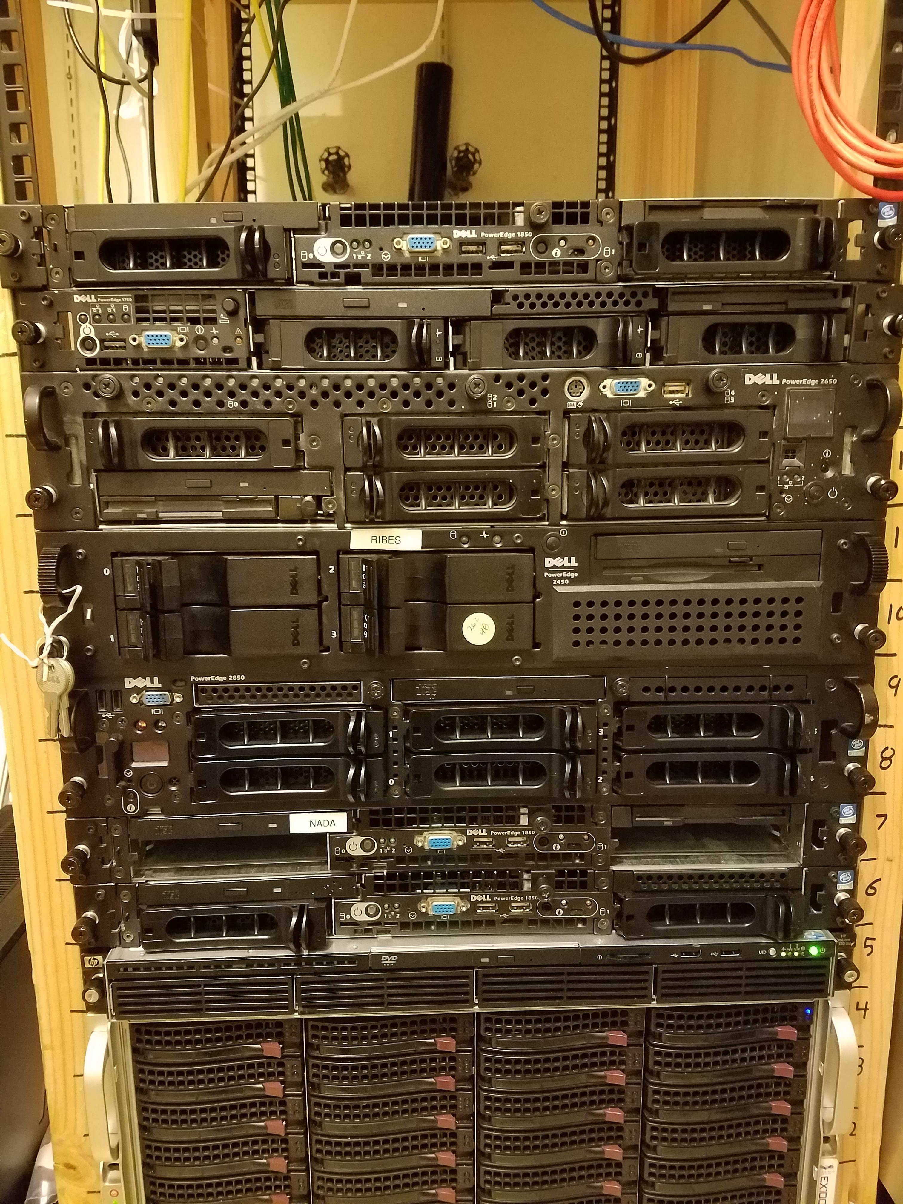 Upgrade дисковой подсистемы старого сервера с шиной PCIe 1.0 — 2.0