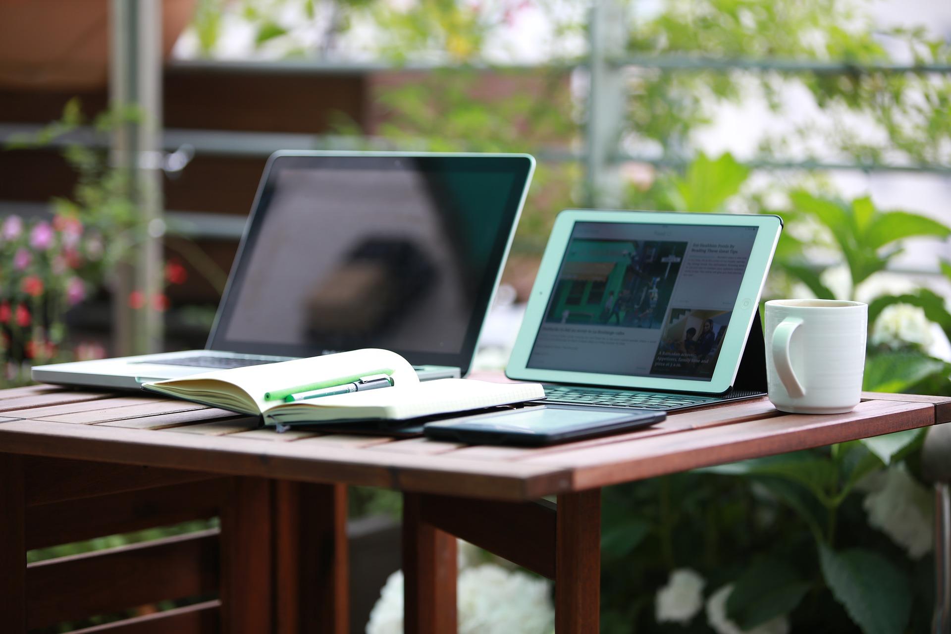 Из-за вспышки коронавируса вырос спрос на корпоративные ноутбуки