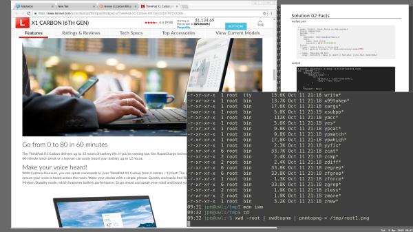 [Перевод] Вызов принят: OpenBSD на ноутбуке