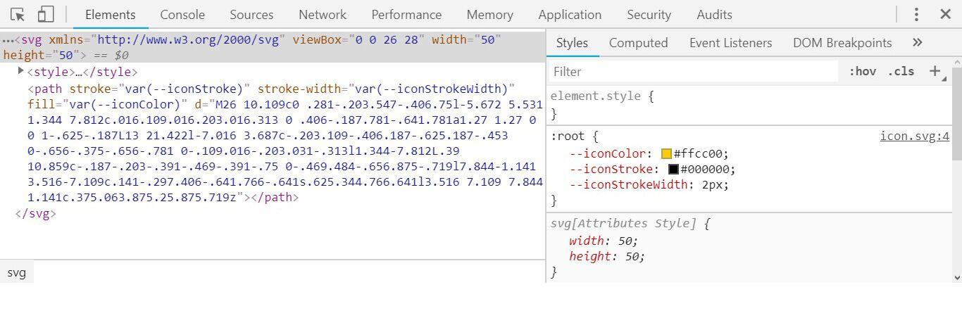Pitfalls of custom CSS properties