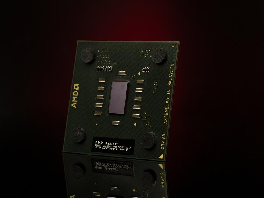 [Из песочницы] История компании AMD: 50 лет стремительного развития