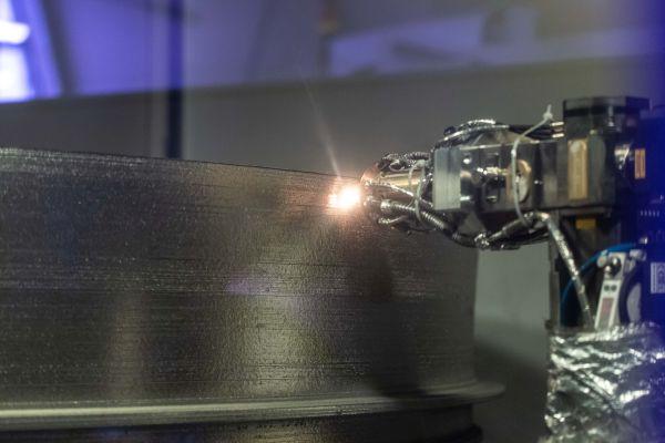 Прямое лазерное выращивание Идея