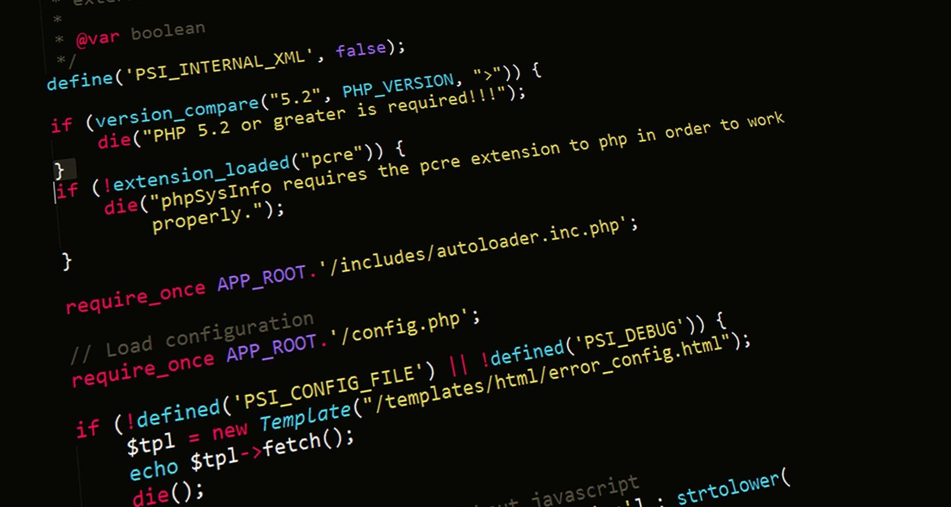 Ловушки для современного PHP