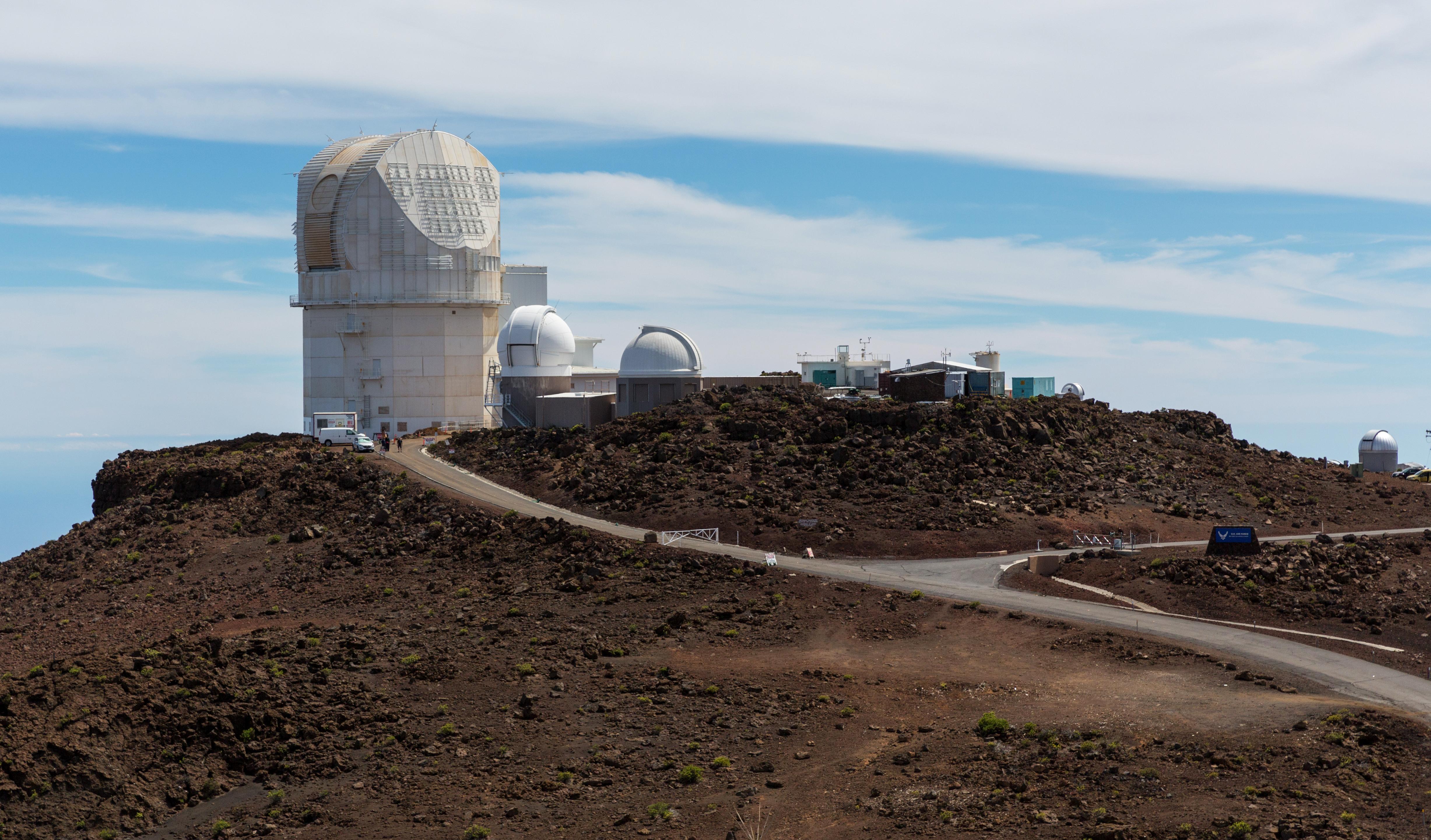 Обсерватория Халеакала — Экрем Канли
