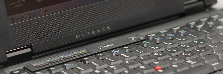ThinkPad i1200 и Windows ME неправильный ретроноутбук на неправильной ОС