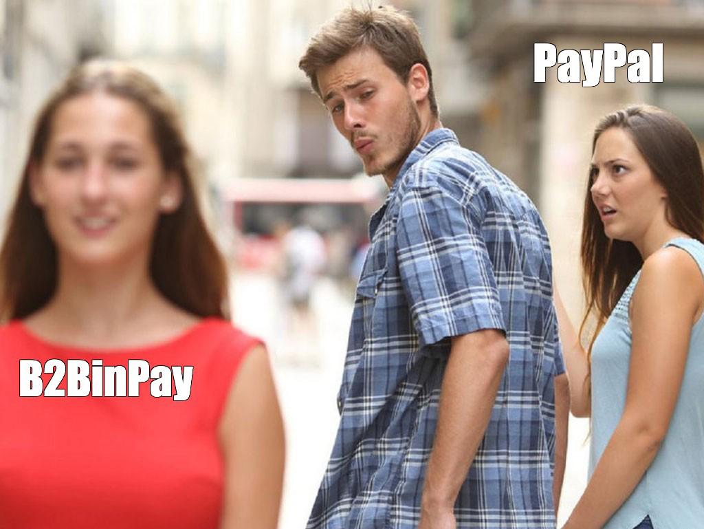 Процессим биткоин. Как устроена страница оплаты в B2BinPay