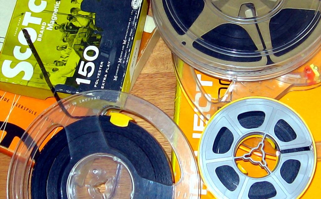 «Забытые аудиоформаты и носители»: начало эры компактного аудио или «первая смена» для бобинников