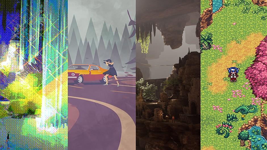 Представлено 13 новых игр в рамках программы ID@Xbox