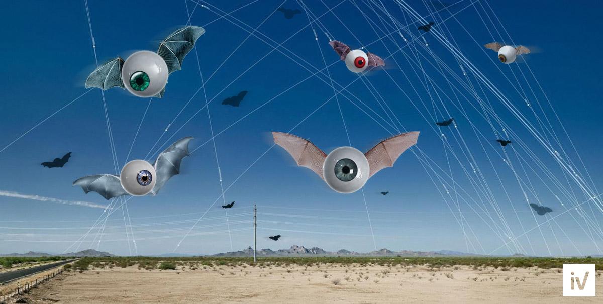 Как работают крупнейшие в мире системы видеонаблюдения