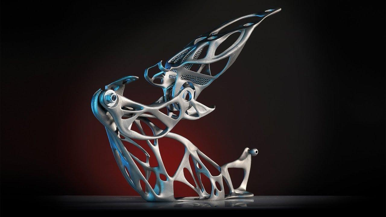 3D-печать металлом в автомобилестроении: начинать нужно с малого